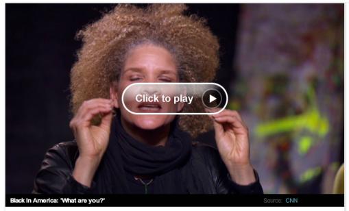 Soledad O'Brien- Who is black in America