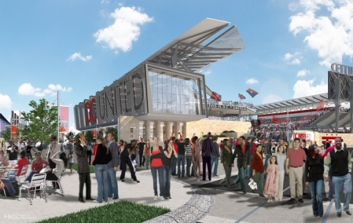 Mayor Gray, D.C. United reach tentative deal on soccer stadium for Buzzard Point - The Washington Post
