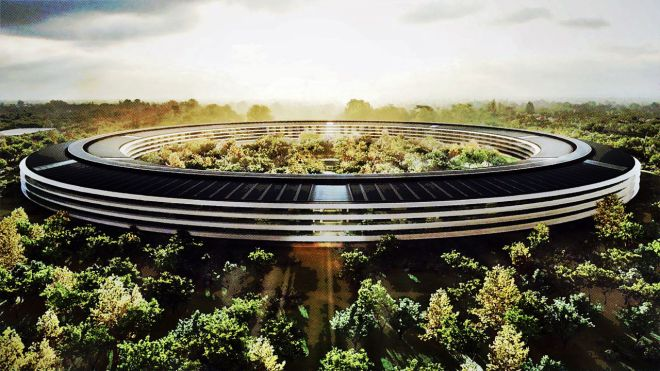 Norman Foster On Designing Apple's  Billion