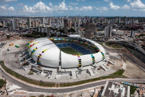 2 | Brazil's World Cup Stadiums Reimagined As Sorely Needed Housing | Co.Exist | ideas + impact