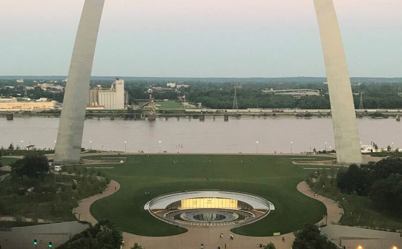 Saarinen's Gateway Arch Museum undergoes revitalization