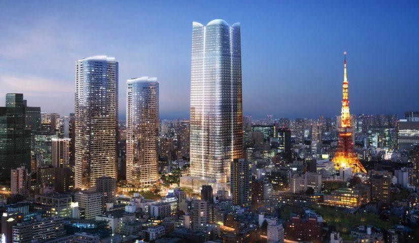 Pelli Clarke Pelli reveals Japan's tallestskyscraper